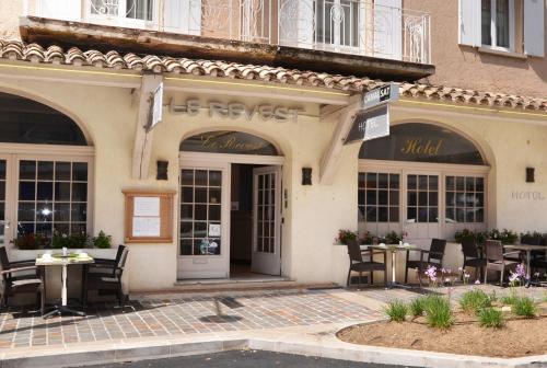 Hotel Le Revest - Hôtel - Sainte-Maxime