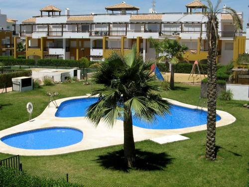 . Apartamento VenAVera Playa Lomas del Mar I G1-1A Piscina Cubierta Pádel y WIFI