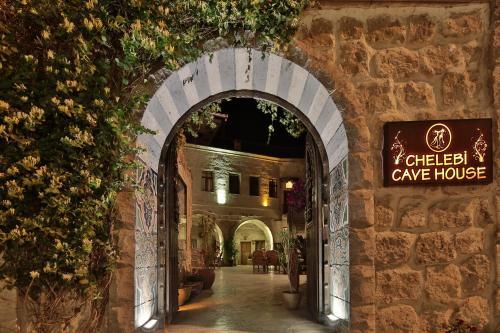 Goreme Chelebi Cave House Hotel yol tarifi