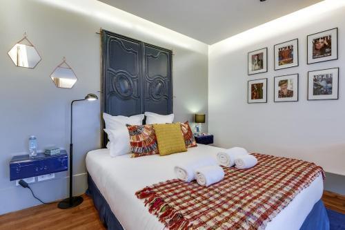 Apartment Sweet Inn - Rue de l'Amiral de Coligny photo 12