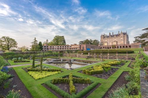 . Lilleshall House & National Sports Centre
