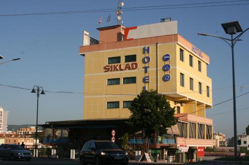 Фото отеля Hotel Siklad