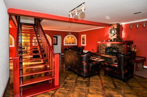 Green Apartments room photos