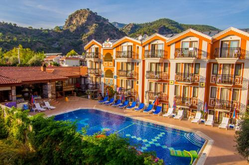 Magic Tulip Beach Hotel, 48340 Ölüdeniz