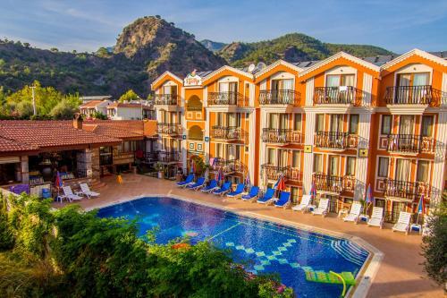Oludeniz Magic Tulip Beach Hotel rezervasyon