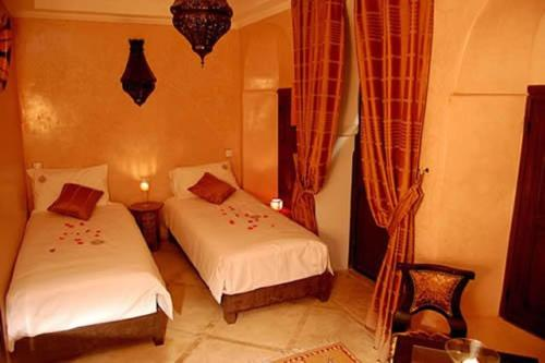 Karfa Double or Twin Room Riad D'Airain