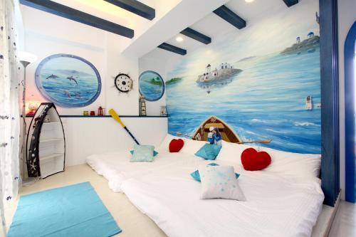Love In Aegean Sea Homestay