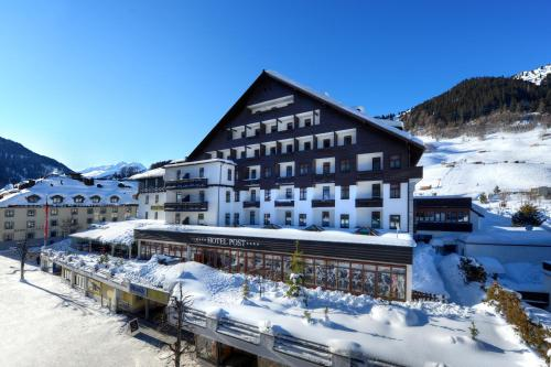 Hotel Post St. Anton am Arlberg