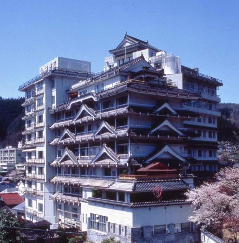 朝野家山陰湯村溫泉日式旅館 Asanoya