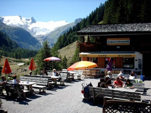 Berghaus Außergschlöß Matrei in Osttirol