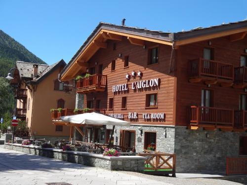 Hotel L' Aiglon Champoluc