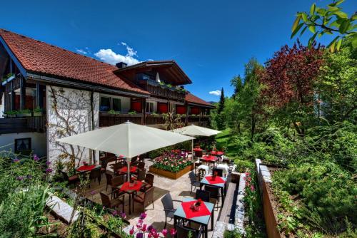 DIANA Naturpark Hotel Garni - Oberstaufen