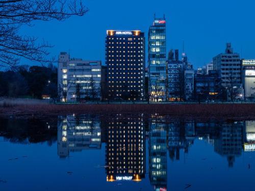 京成上野站前APA酒店