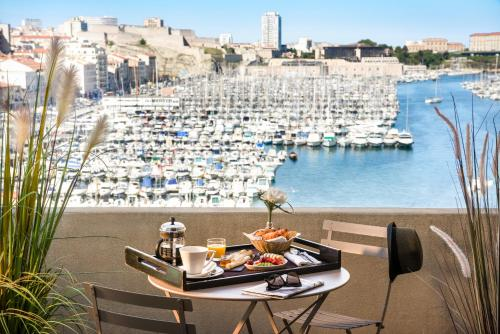 Grand Hotel Beauvau Marseille Vieux Port Review Marseille France