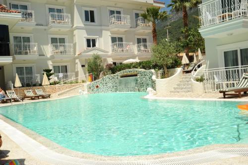 Montebello Deluxe Hotel, 48000 Ölüdeniz