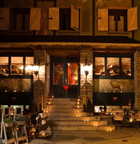 Economy Double Room Hotel El Ciervo 3