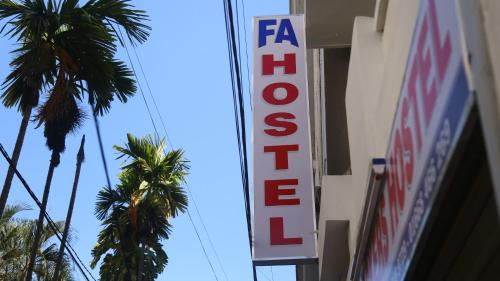 Фото отеля FA Backpackers Hostel