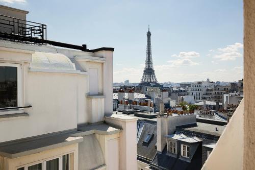 Hôtel Victor Hugo Paris Kléber photo 17