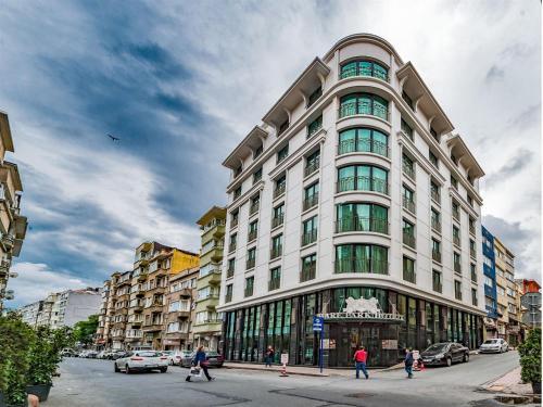 Istanbul Mare Park Hotel harita