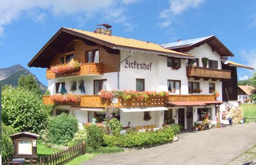 Birkenhof Ehrwald