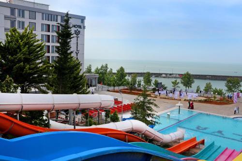 Trabzon Tilya Resort Hotel online rezervasyon