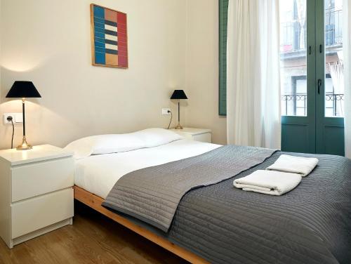 Barcelona Mercaders Apartments photo 44