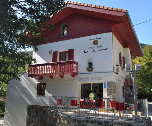 . Hostal Rural Arrobi Borda