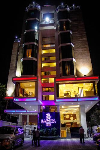 Hotel Regenta Inn Larica