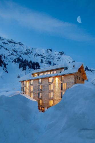 Mondschein Chalet - Hotel - Stuben am Arlberg