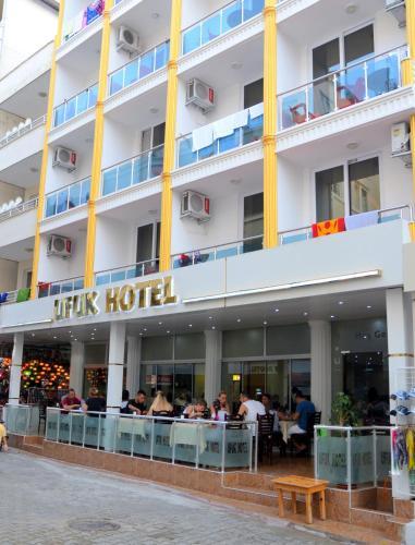 Kizkalesi Ufuk Hotel ulaşım