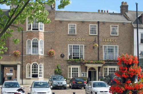 The Golden Fleece Hotel, Thirsk, North Yorkshire - Photo 5 of 96