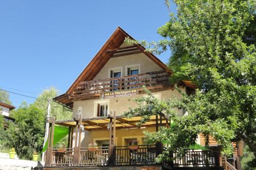Accommodation in Villars-Colmars