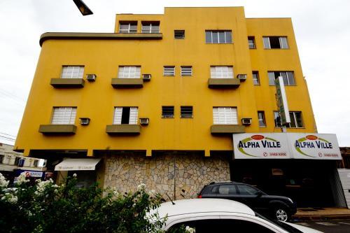 Фото отеля Alpha Ville Hotel