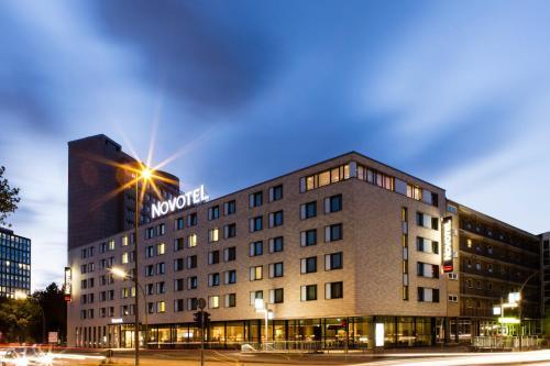 Novotel Hamburg City Alster impression