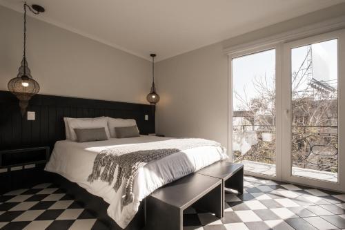 Apart Hotel B - Accommodation - Santiago