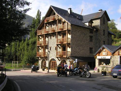 Accommodation in Sallent de Gállego