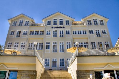 . Haus Seeblick Hotel Garni & Ferienwohnungen