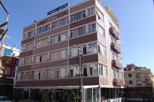 Istanbul Anka Business Park adres