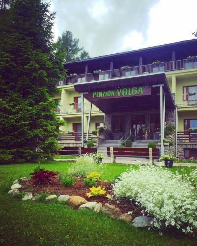 Accommodation in Tatranská Lomnica