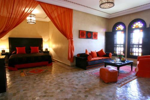 Al Fassia Aguedal istabas fotogrāfijas