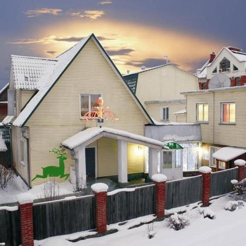 Accommodation in Irkutsk