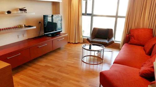 Beijing Yasiming Haisheng Service Apartment photo 9