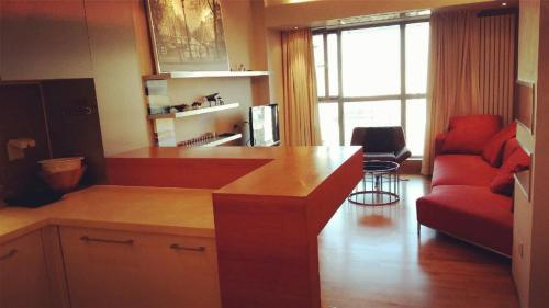 Beijing Yasiming Haisheng Service Apartment photo 10
