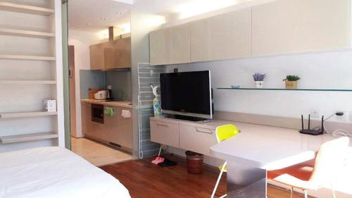 Beijing Yasiming Haisheng Service Apartment photo 19