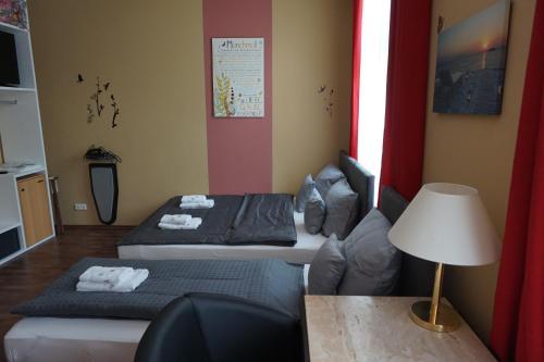 Hotel Franken an der Messe photo 43