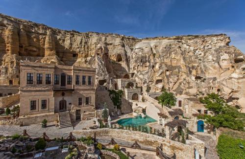 Urgup Yunak Evleri Cappadocia odalar