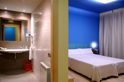 Double or Twin Room La Merced de la Concordia 9