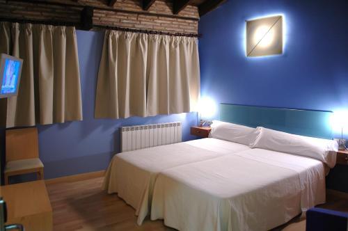 Doppel- oder Zweibettzimmer La Merced de la Concordia 10