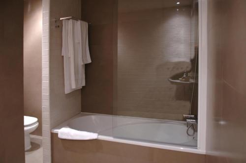 Doppel- oder Zweibettzimmer La Merced de la Concordia 12
