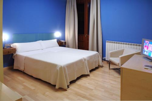 Doppel- oder Zweibettzimmer La Merced de la Concordia 13